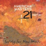 DANCE MIX - Society for New Music - AMERICAN MASTERS FOR THE 21ST CENTURY