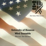 PUSH - UH Wind Ensemble - 2002 TMEA